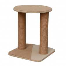 Throne Cat Tree and Scratcher