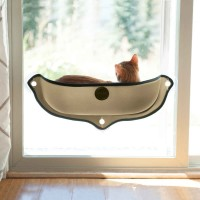 K&H Pet Products EZ Mount Window Bed Kitty Sill